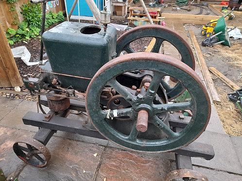 Fairbanks Morse 6hp Z type open crank stationary engine