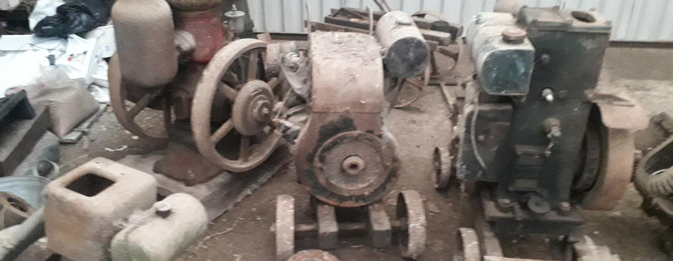 farm barn machinery clearance CASH PAID