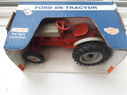 Ertl 1/16th Ford 8N Tractor 843DP
