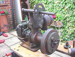 Stationary Engines WANTED Rusty Relics Stuart Turner marine engine