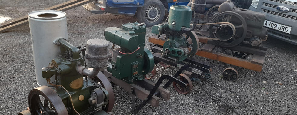 Stationary engines wanted bought for CASH