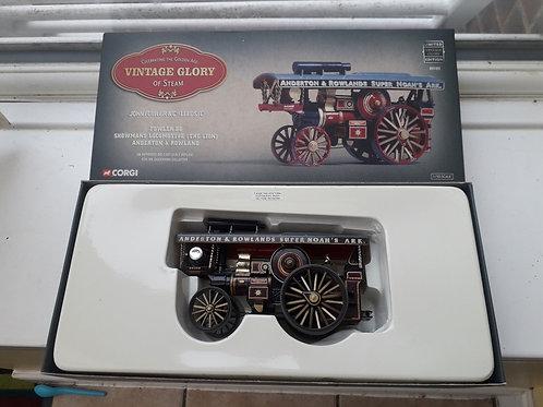 Corgi Vintage Glory 80101 Fowler B6 showmans loco 'The Lion' Anderton &a
