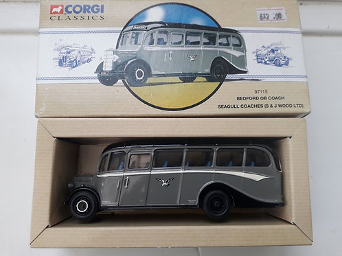 Corgi Classics 97115 Bedford OB Seagull Coaches
