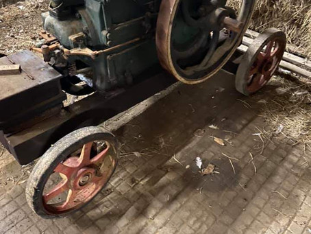 Rusty Relics Recent Discoveries December 2019/January 2020
