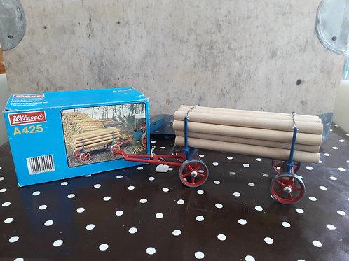 Wilesco A245 Lumber Wagon