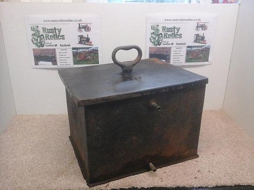 Original Blackstone cast iron fuel tank