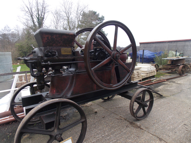 A trip out to Norfolk for stationary engine open day