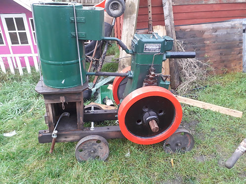 Bamfords Z2 diesel stationary engine