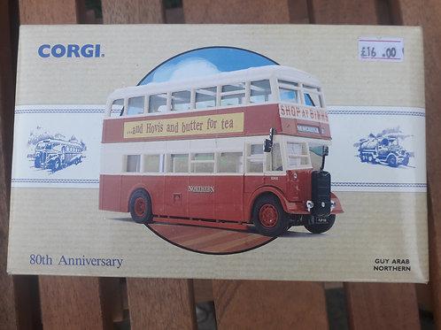 Corgi 97206 Northern Guy Arub bus
