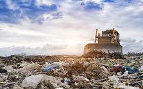 bigstock-Bulldozer-Working-On-Landfill--