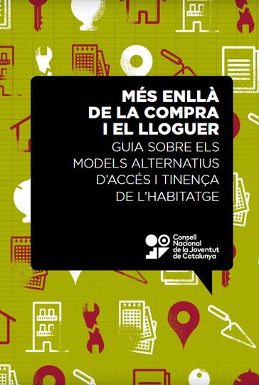 Guia sobre els models alternatius d'accés i tinença de l'habitatge | CNJC