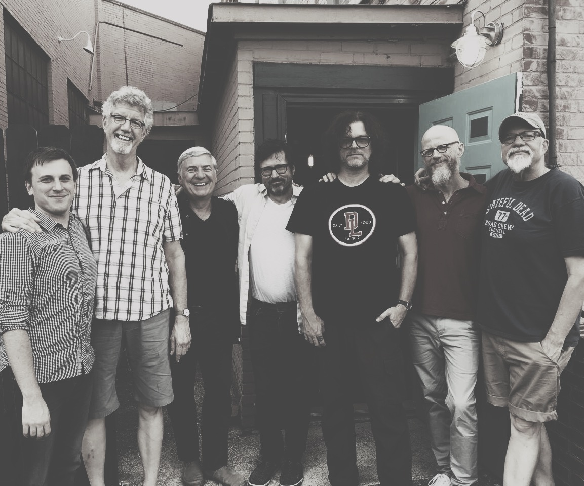 Bob & The Band, Butcher Shoppe Studio, Nashville