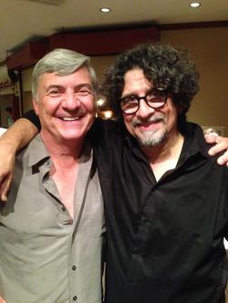 with Dan Navarro