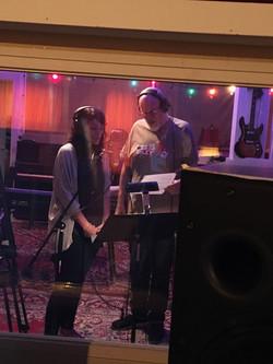 Cindy Morgan & Phil Madeira, Butcher Shoppe Studio, Nashville