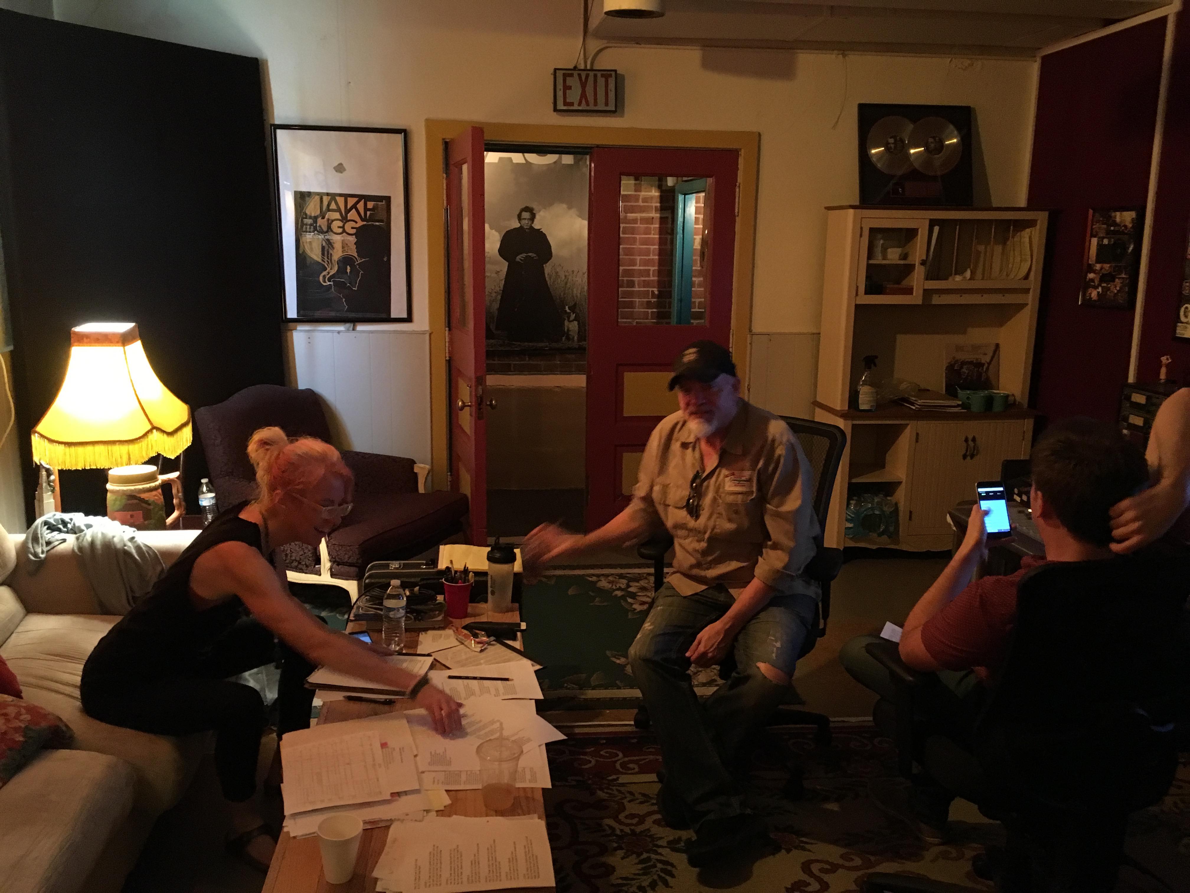 Laura Donohue, Phil Madeira & Sean Sullivan, Butcher Shoppe Studio, Nashville