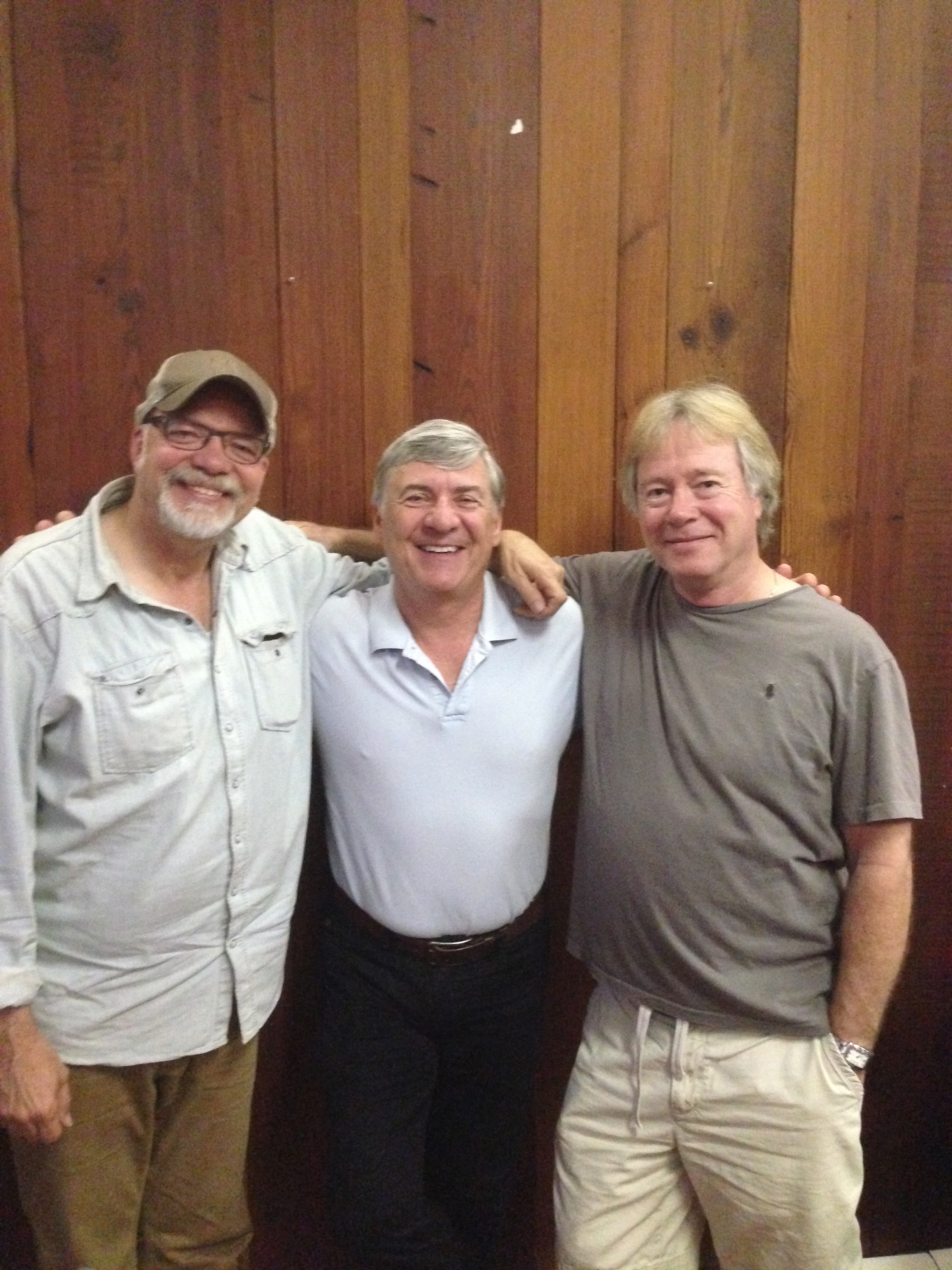 Phil Madeira, Bob & Wyatt Easterling