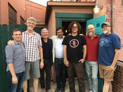 Bob & The Band, Butcher Shoppe Studio, Nashville