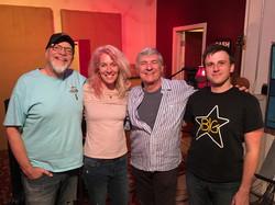 Phil Madeira, Laura Donohue, Bob, Sean Sullivan