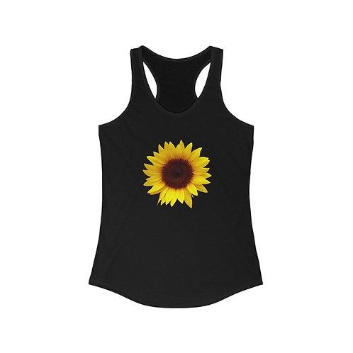 Sunflower Racerback Tank