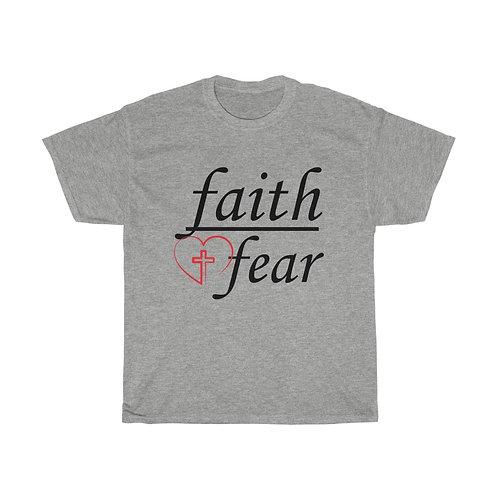 Faith Above Fear Tee