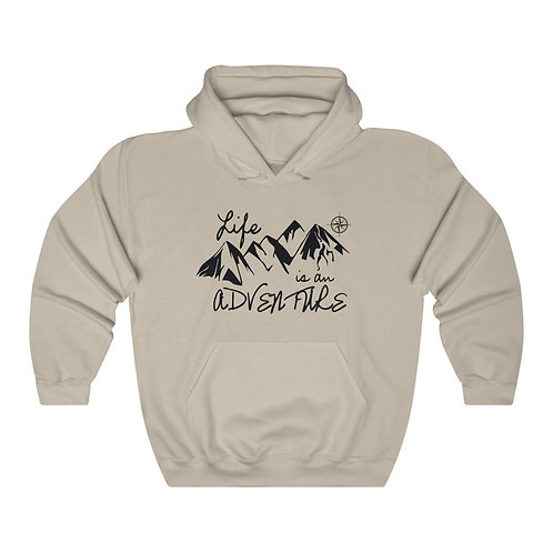 Life is an Adventure Hoodie