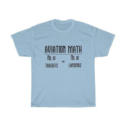 Aviation Math Tee