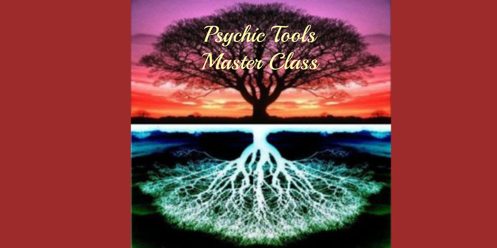 Psychic Tools Master Class - 12 week series