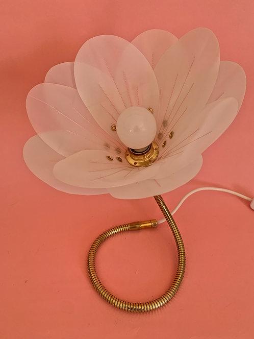 Pastel Pink Stitch Lamp