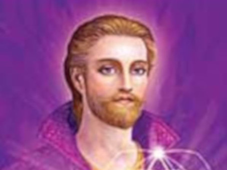 Message from St. Germaine the Master of the 7th Ray Violet Flame