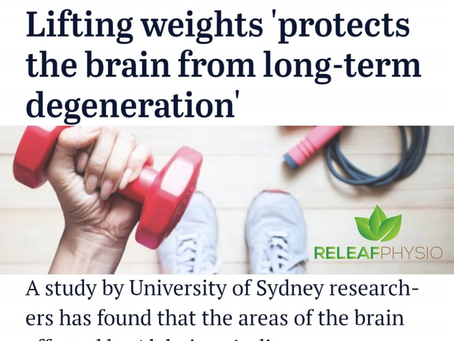 PROTECT YOUR BRAIN WITH WEIGHT TRAINING