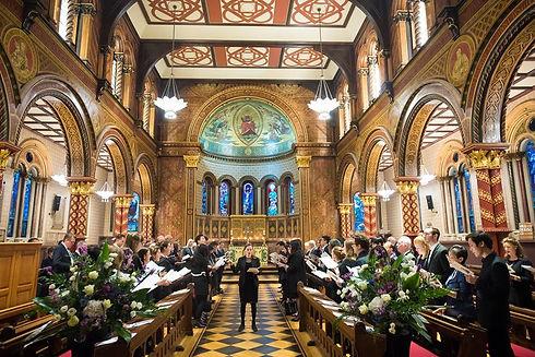 laurel conducting kings chapel.jpg