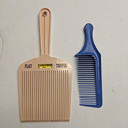 Flattopper / Fade Comb Combo