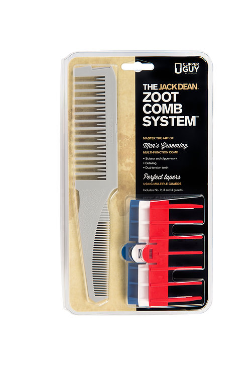 Zoot Comb System with Guards