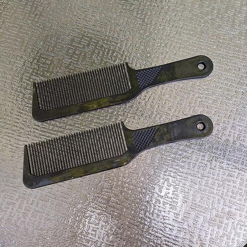 Wavy Tooth Clipper Comb