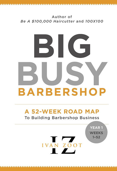 Big Busy Barbershop - Digital Edition