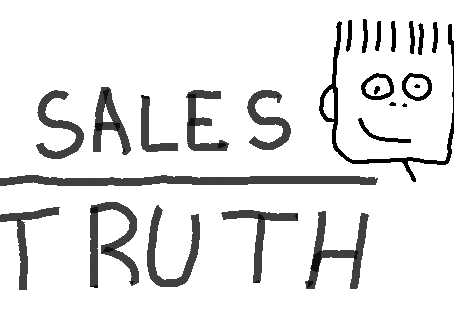 Selling from a Foundation of Truth