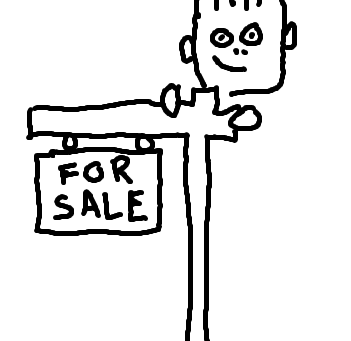 Let's Sell Something