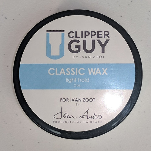 ClipperGuy Classic Wax