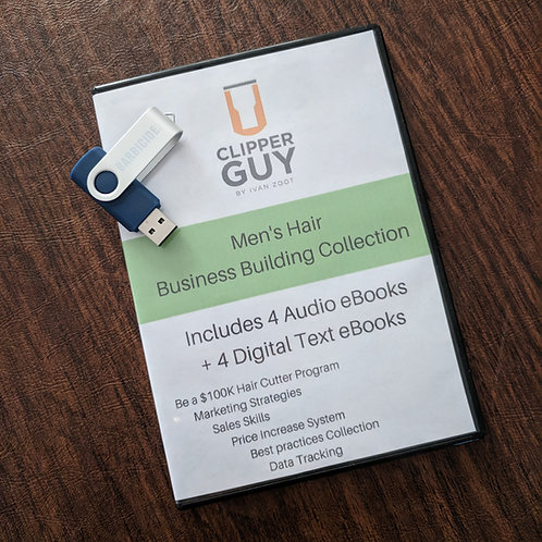 ClipperGuy Business Building Collection on USB