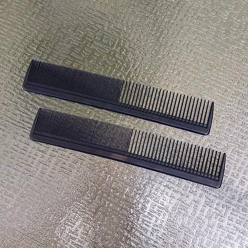 Nano Silver Wide Haircut Comb