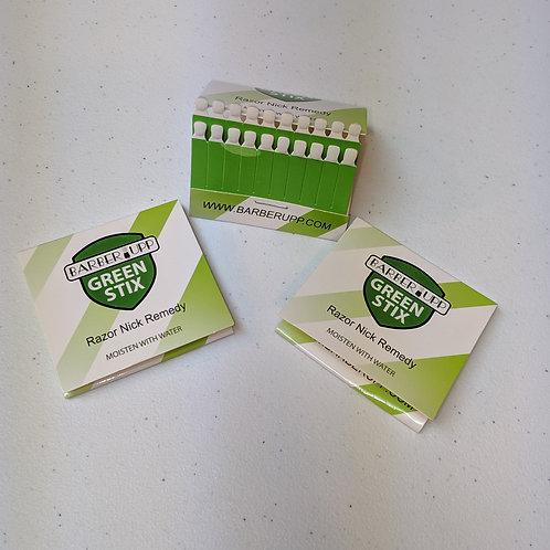 Styptic Matchbooks