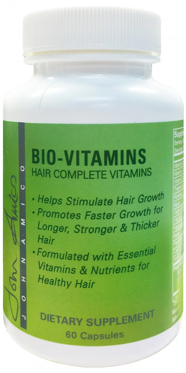 Healthy Hair, Skin and Nails - Vitamin Supplement