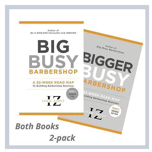 Big And Bigger Busy Barbershop - Digital Combo
