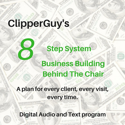 8 Step Business Building System Audio and Text
