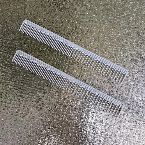 Silicone Haircut Combs