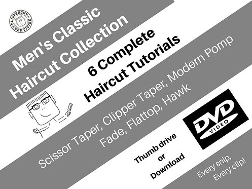 Complete Haircut Collection - Video Download