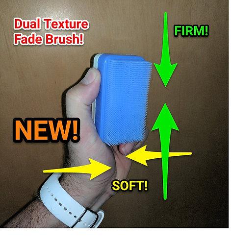 Dual Texture Fade Brush 2-pack