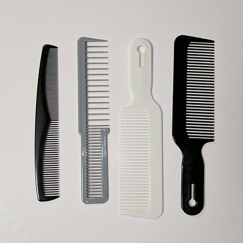Choose Your Weapon Comb Set