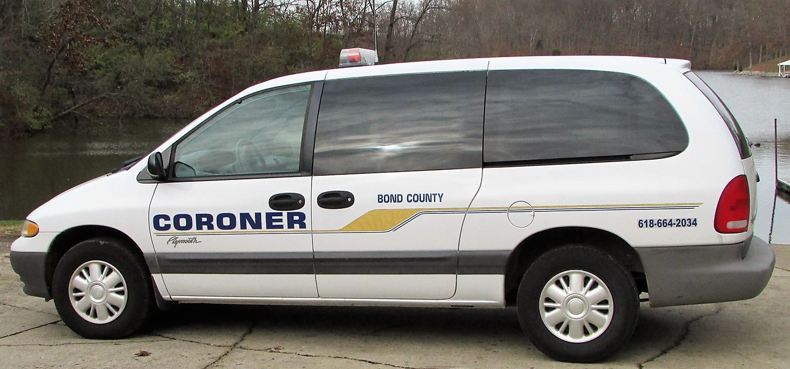 Bond County Coroner Van.jpg