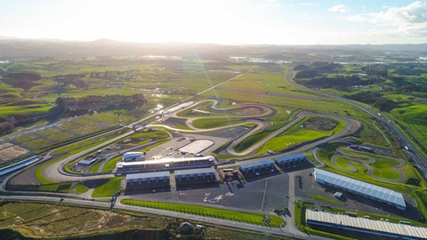 HAMPTON DOWNS